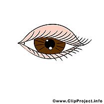 Oeil illustration - images gratuites