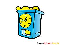 Pendule image gratuite – Temps clipart