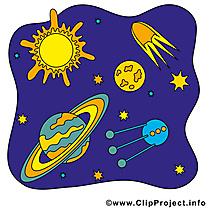 Planètes cosmos image à télécharger gratuite