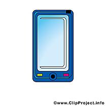 Smartphone images - Portable dessins gratuits