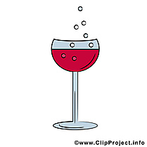 Verre images gratuites – Vin clipart gratuit