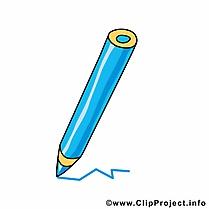 Dessin clip art gratuit – École dessin