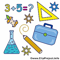 Fournitures scolaires dessin – École à télécharger