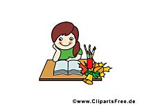 Pupitre dessin – École à télécharger