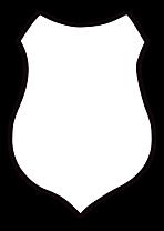 Bouclier dessin – Logo à télécharger