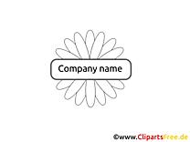 Dessin à imprimer design – Logo clip arts gratuits