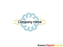 Entreprise illustration gratuite – Logo clipart