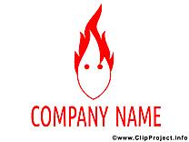 Flamme logo image à télécharger gratuite
