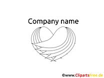 Illustration design – Logo clip art gratuit