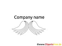 Illustration gratuite design – Logo clipart