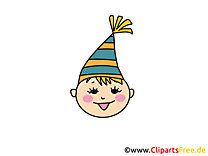 Clip art gratuit garçon – Émoticônes dessin