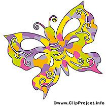 Images papillon – Été clip art gratuit