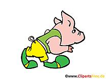 Cochon image à télécharger – Conte de fées clipart