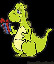Dinosaure image gratuite – Conte de fées cliparts