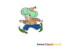 Petit Muck dessin – Conte de fées clip arts gratuits