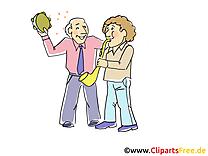Amis clipart gratuit - Fête dessins gratuits