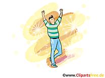 Dessin gratuit - Danse clip arts gratuits