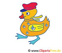 Canard ferme image à télécharger gratuite