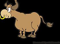Dessins gratuits vache – Ferme clipart