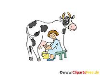 Lait clipart – Ferme dessins gratuits