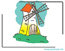 Moulin images – Ferme dessins gratuits