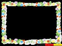 Cadre image gratuite – Fête des Mères cliparts