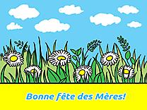 Image gratuite fleurs – Fête des Mères illustration
