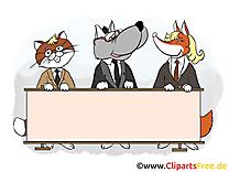 Animaux clip art gratuit – Finances dessin