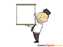 Clipart homme – Finances dessins gratuits