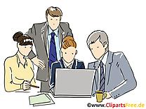 Équipe image gratuite – Finances illustration