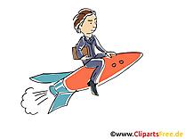 Fusée dessins gratuits – Finances clipart