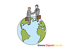 Globe dessin – Finances à télécharger