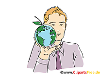 Globe image – Finances images cliparts