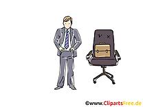 Manager dessins gratuits – Finances clipart