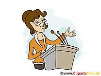 Orateur dessins gratuits – Finances clipart