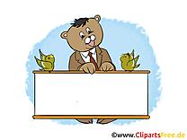 Ours cliparts gratuis – Finances images