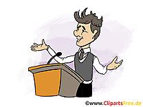 Présentateur image gratuite – Finances cliparts