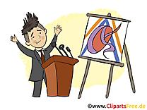 Président images – Finances clip art gratuit