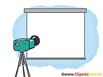 Projecteur clipart – Finances dessins gratuits