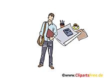 Startup clip art – Finances gratuite