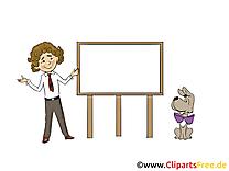 Tableau de conférenc clipart – Finances dessins gratuits