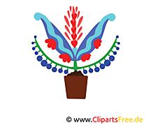 Bouquet images – Fleurs clip art gratuit