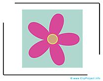 Clip art gratuit fleurs à télécharger images
