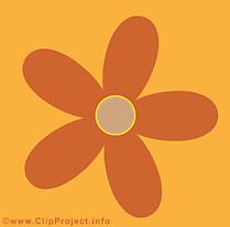 Dessin fleurs cliparts à télécharger