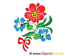 Dessin fleurs gratuit à télécharger
