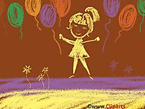 Ballons clipart gratuit - Fonds d'écran dessins