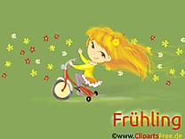 Bicycette clip art gratuit – Fonds d'écran gratuites