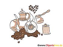 Café image gratuite - Fonds d'écran cliparts