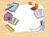 École images - Fonds d'écran clip art