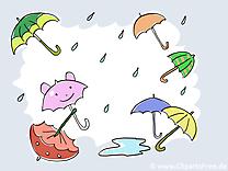 Parapluies images - Fonds d'écran dessins